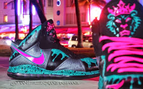 lebron 8 south beach. nike-lebron-south-beach-8-5-customs-02- lebron 8 south beach
