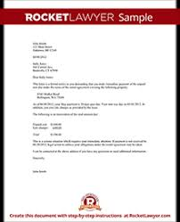 Rent Notice Letter Sample Late Rent Notice Letter For Rent Payment Form With Sample