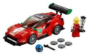 Ferrari 488 Gt3 Scuderia Corsa 75886 Lego Building Instructions