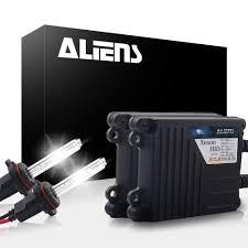 H7 Bulb 35w Hid Xenon Conversion Kit With Slim Ballast