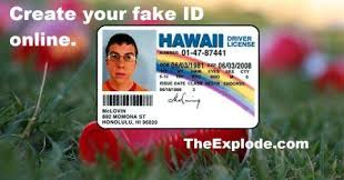 Fake Id Own Your Websites Create Some Now Online By