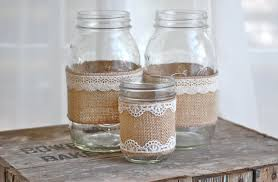 Large Decorative Glass Jars Home Accessories Small Marguerite Glass Canisters With Silver Lid 85
