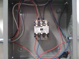 how to wire a lighting contactor more information how to wire a lighting contactor
