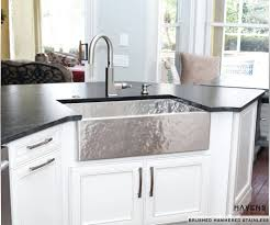 stainless steel apron sink. Build Heritage Stainless Farmhouse Sink On Steel Apron