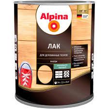 <b>Лак для</b> деревянных полов матовый 2,5 л купить по цене 1429.0 ...