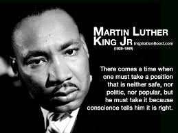 Martin Luther King Quote Interesting Martin Luther King Jr Responsible Quotes Inspiration Boost