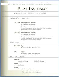 Microsoft Word For Free 2007 Microsoft Word 2007 Resume Template Resume Templates Word Free