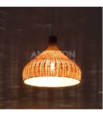 eco lighting supplies. Handmade Woven Bamboo Pendant-A Eco Lighting Supplies