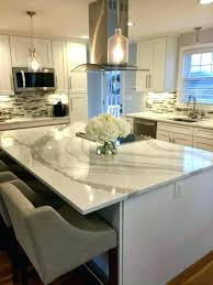kitchen cabinets with quartz countertops quartz white kitchen cabinets with gray quartz countertops