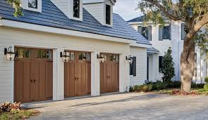 8x8 garage doorFaux Wood Garage Doors Clopay Canyon Ridge Collection