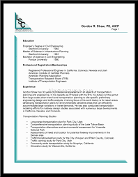 Modern Engineering Resume Summary Sample Picture Collection