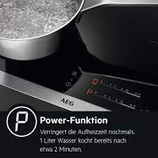 Bếp từ AEG 4 vùng nấu HKA8540IND