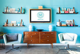 decorate office jessica. Artfully Arranged Products From The Honest Company Double As Decor On Shelves In Lobby Decorate Office Jessica I