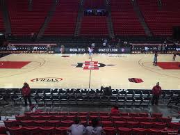 Viejas Arena Section F Rateyourseats Com