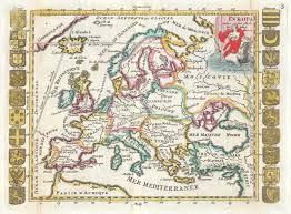 File 1706 De La Feuille Map Of Europe Geographicus