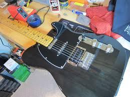 tele mods Fender Standard Stratocaster Wiring-Diagram at Wiring Diagram Modern Player Stratocaster