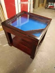 military display table military decor military coffee table military display case