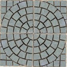 multi colors meshed slate tile