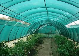 garden shade cloth. Eco-friendly Green Shade Cloth Greenhouse / Garden Netting For Plant Sun Protection