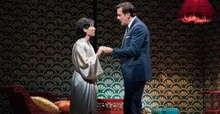 review m butterfly returns to broadway on heavier wings the  review m butterfly returns to broadway on heavier wings the new york times