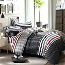 black white striped duvet cover black white striped duvet set