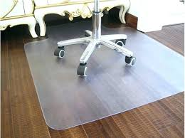 floor mat for desk chair. bamboo office chair mat chairs mats amazing for wood floors with desk . floor