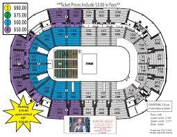 York Fair Seating Chart 2015 Dave Koz Christmas Tour