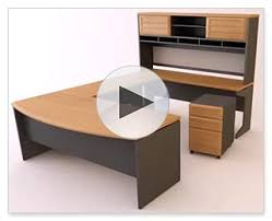 round office desk. videos benjamin commercial office tour round desk 3