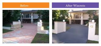 driveway resurfacing cost. Exellent Resurfacing Wizcrete  On Driveway Resurfacing Cost E