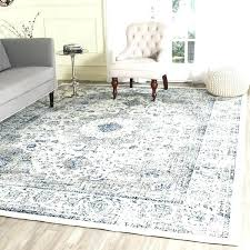 area rug street grey ivory best of evoke 9 x 10 12 rugs pad home depot
