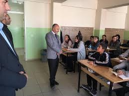 Bitlis Merkez Şehit Tahsin Barutçu Anadolu Lisesi Ziyareti