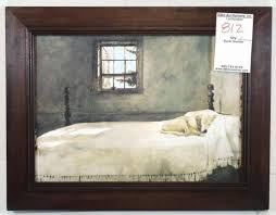 Attractive Master Bedroom; Artist: Andrew Wyeth. Loading Zoom