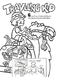 Small Picture C is for Coloring Books For Travel Passports and Pushchairs