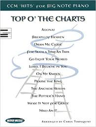 Top O The Charts 15 Contemporary Christian Music Hits For