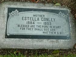 """Estella """"Connie"""" Yarbrough Conley (1894-1953) - Find A Grave Memorial"""