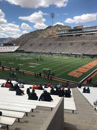 Photos At Sun Bowl Stadium