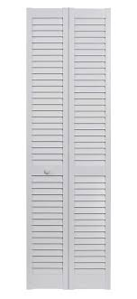 ltl home s seall32 seabrooke pvc louvered interior bifold door 78 625 x 94416533689