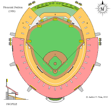 Baltimore Orioles Seating Chart Clems Baseball Memorial Stadium