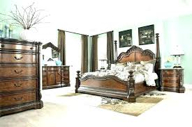 Queen Bed Canopy Cover Contemporary Queen Bed Canopy 4 Poster Bed ...