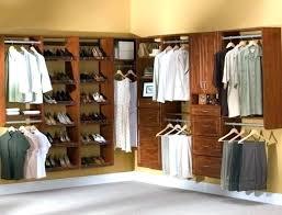 corner closet organizer system storage solutions closetmaid unit home depot s