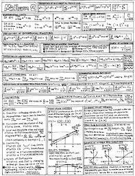 series 7 cheat sheet pin by linda moore on trig pinterest calculus math and school