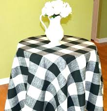 black and white tablecloths whole 120 round