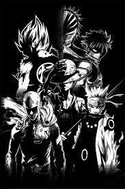 Bleach Naruto One Piece Dragon Ball Crossover
