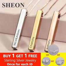 <b>SHEON Authentic</b> 100% <b>925 Sterling</b> Silver Korean Trendy ...