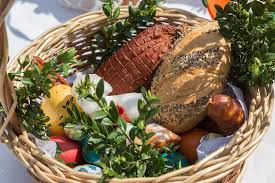he doesn t need a basket of food from me he needs to understand the point of sacrifice which is exactly what lent is about our kids don t necessarily