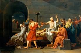 Смерть Сократа Русская историческая библиотека Смерть Сократа
