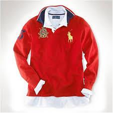 ralph lauren red big polo player rugby shirt ralph lauren polo polo ralph lauren t shirt fashionable design