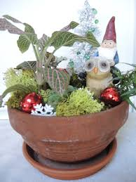 Small Picture Dish Garden Ideas Home Also Gardening With Fountain Inspirations