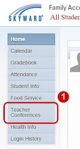 Conference Scheduling Regis Catholic Schools Technology