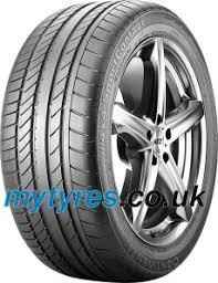 <b>Continental 4X4 SportContact</b> 275/40 R20 106Y XL @ mytyres.co.uk